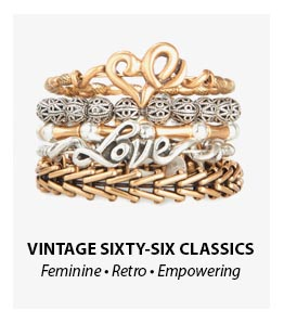 Alex and Ani Vintage Sixty-Six Classic Bangles