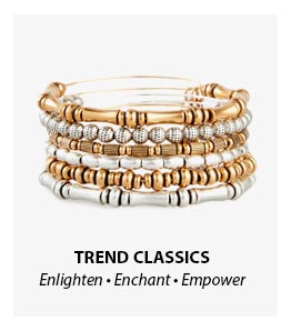 Alex and Ani Trend Classics Collection