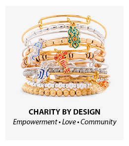Alex and Ani Charity By Design Bangles