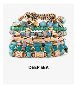 Alex and Ani Deep Sea Bangles