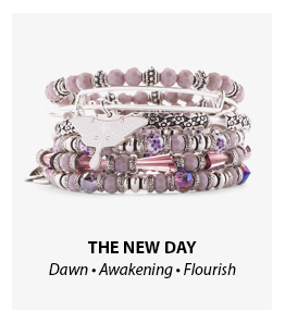 Alex and Ani New Day Collection